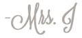 Mrs. J