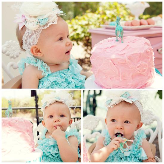 1st cake dd