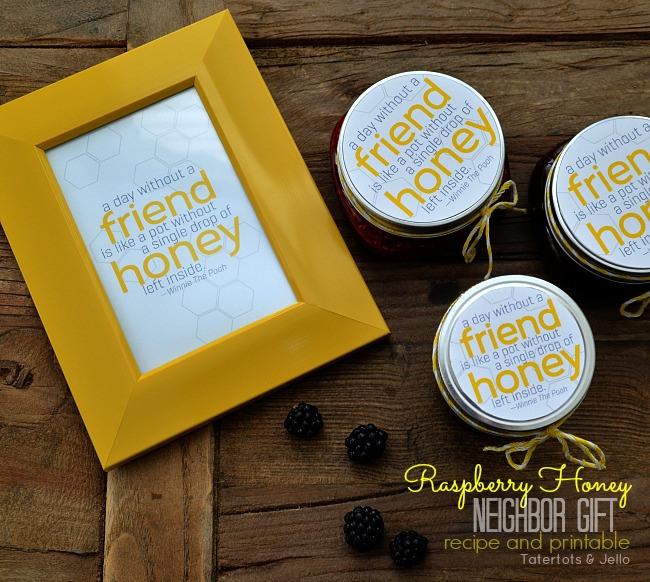 raspberry-honey-neighbor-gift-recipe-and-printable