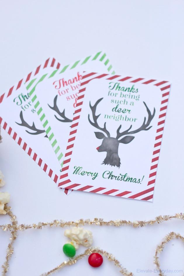 deer printables