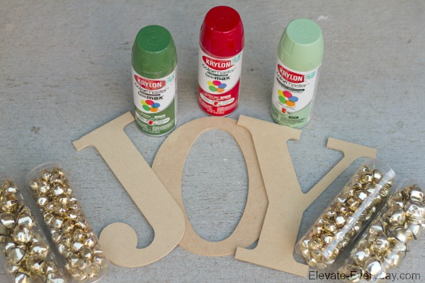 how to make bell letters