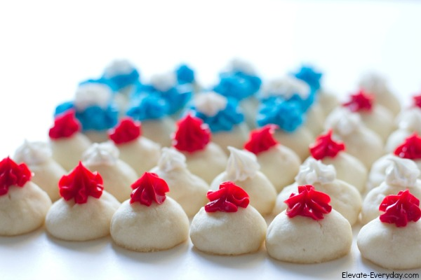 simple meltaway cookies