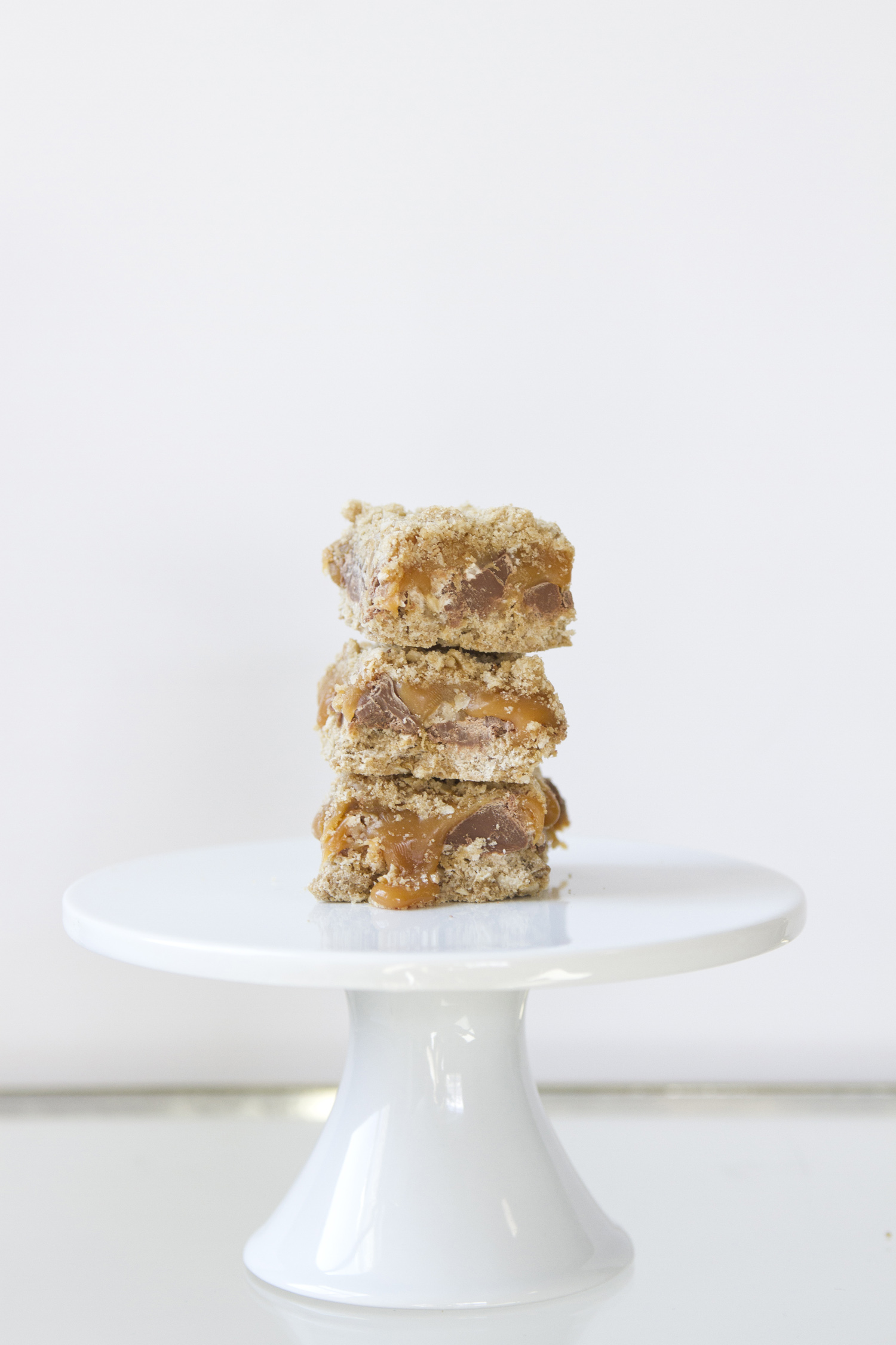 The Best Carmelitas Recipe featured by Utah lifestyle blog, By Jen Rose