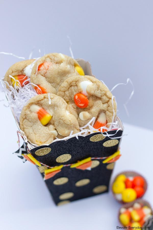 delicious Halloween cookies