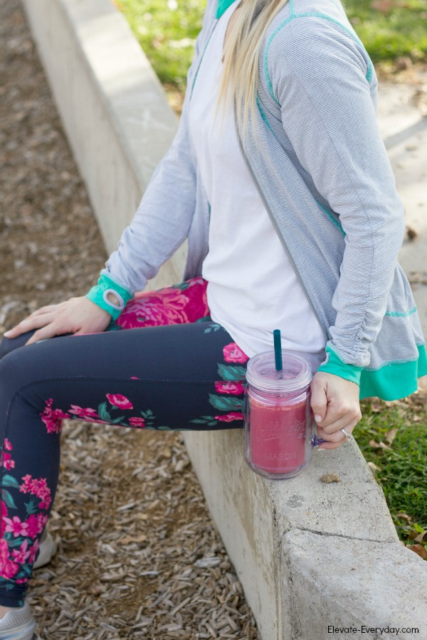 wild berry wellness drink - Get Going with Zeal & Acai Bowl Recipe by Utah lifestyle blogger By Jen Rose