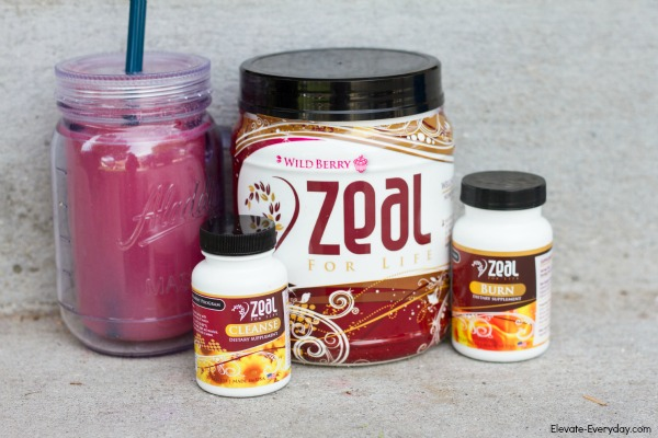 zeal for life - Get Going with Zeal & Acai Bowl Recipe by Utah lifestyle blogger By Jen Rose