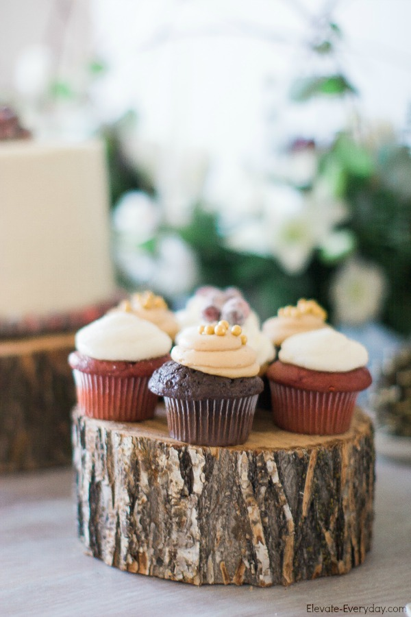 Sweet Tooth Fairy Cupcakes
