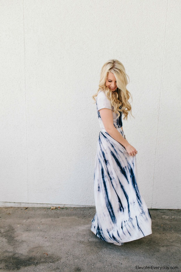 Shabby Apple Maxi Dress