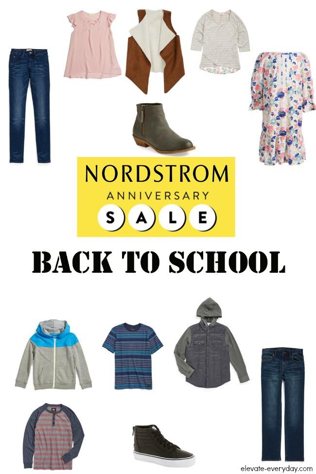 Back to School Nordstrom Sale