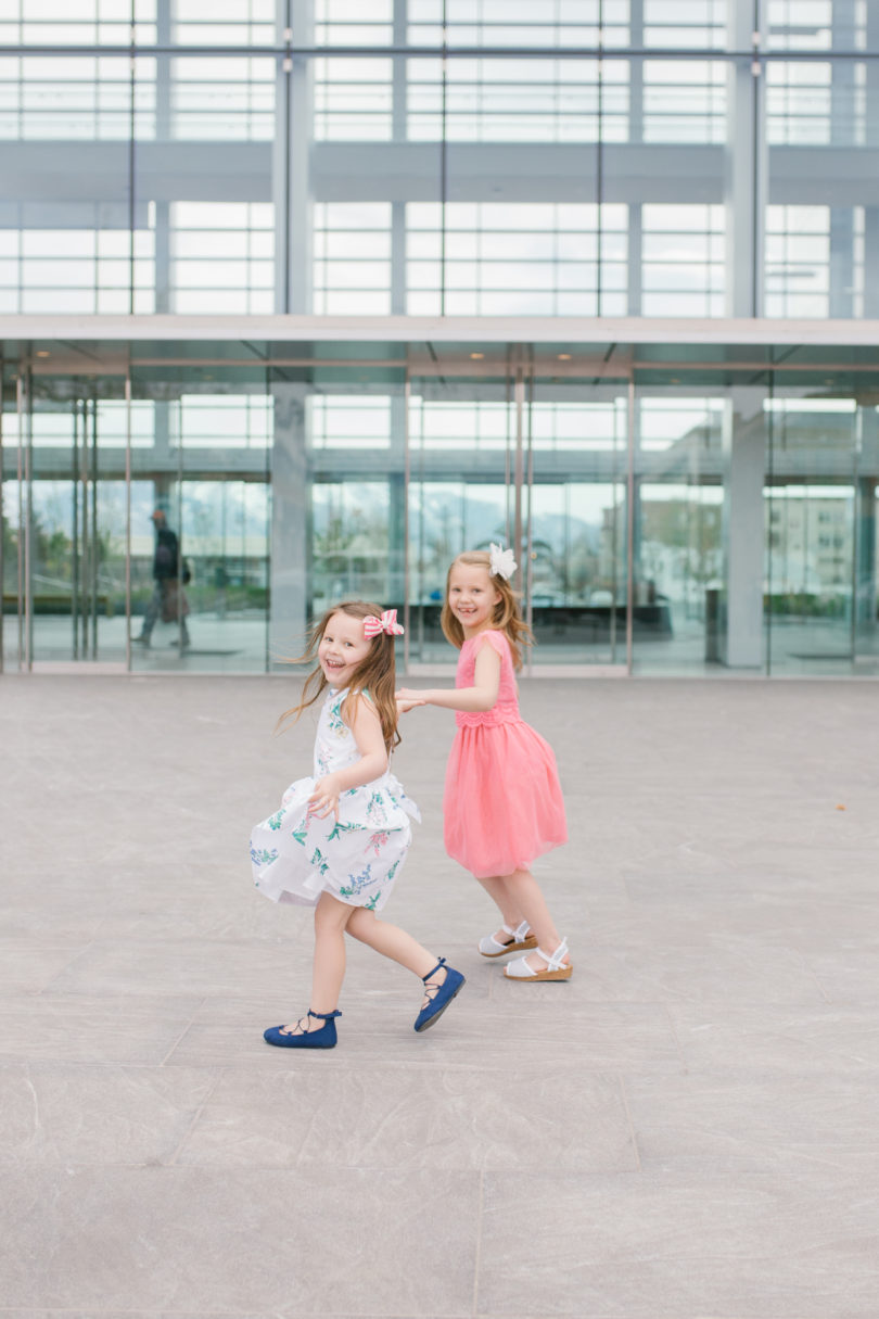 Easter Outfits for Kids by Utah style blogger By Jen Rose