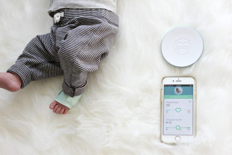 Owlet Smart Sock 2 - Rest Assured by Utah mom blogger By Jen Rose