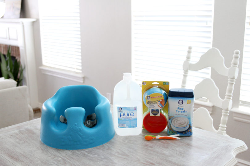 Tips for Feeding Your Baby Solids by Utah mom blogger By Jen Rose