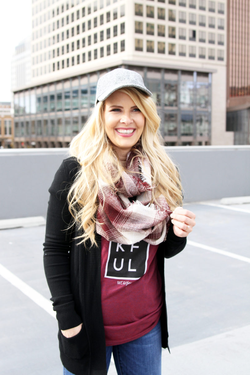 Cozy Up with Styled By Ruby Claire Boutique by Utah fashion blogger By Jen Rose