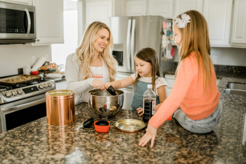 Making Holiday Treats & Traditions by Utah lifestyle blogger By Jen Rose