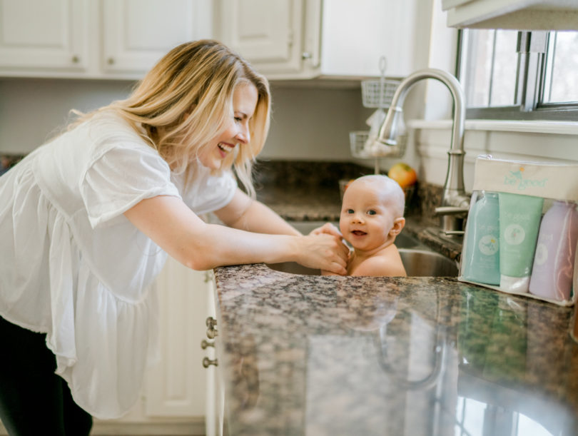 Natural Baby Products by Utah mom blogger By Jen Rose