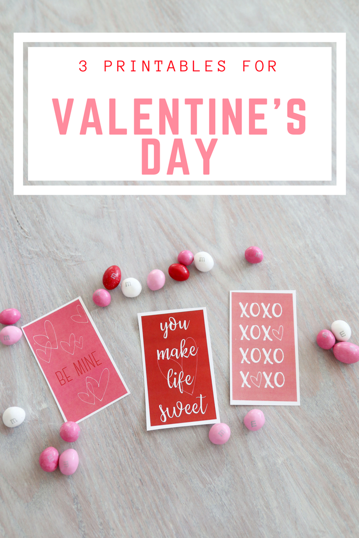 A Valentines Day Printable Perfect for Friends by Utah lifestyle blogger By Jen Rose