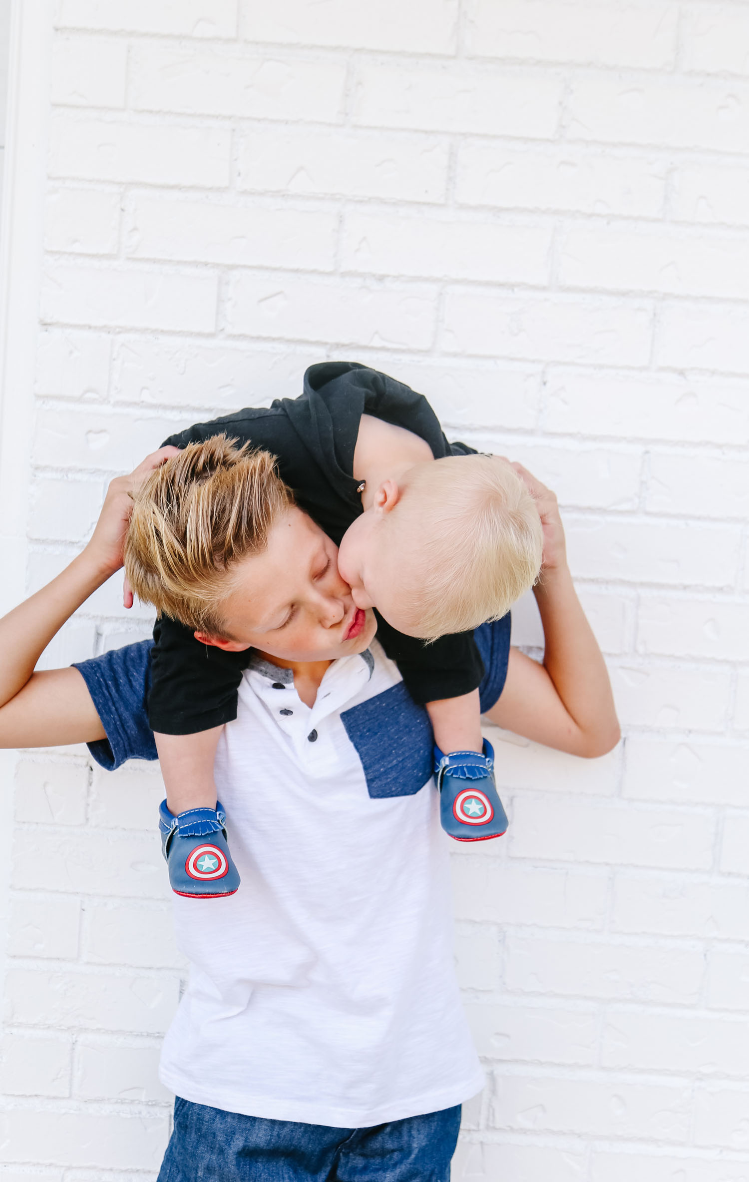 Captain America Freshly Picked Moccasins featured by Utah life and style blogger, By Jen Rose