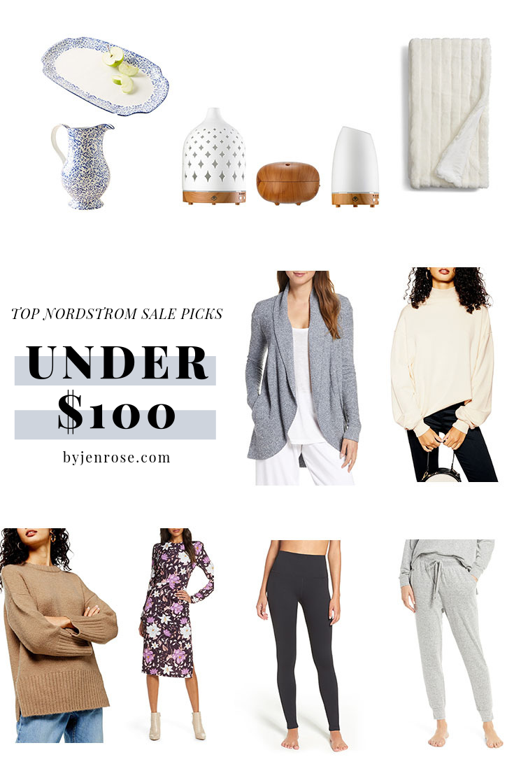 Top Nordstrom Anniversary Sale Picks Under $100 featured by US life and style blogger, By Jen Rose