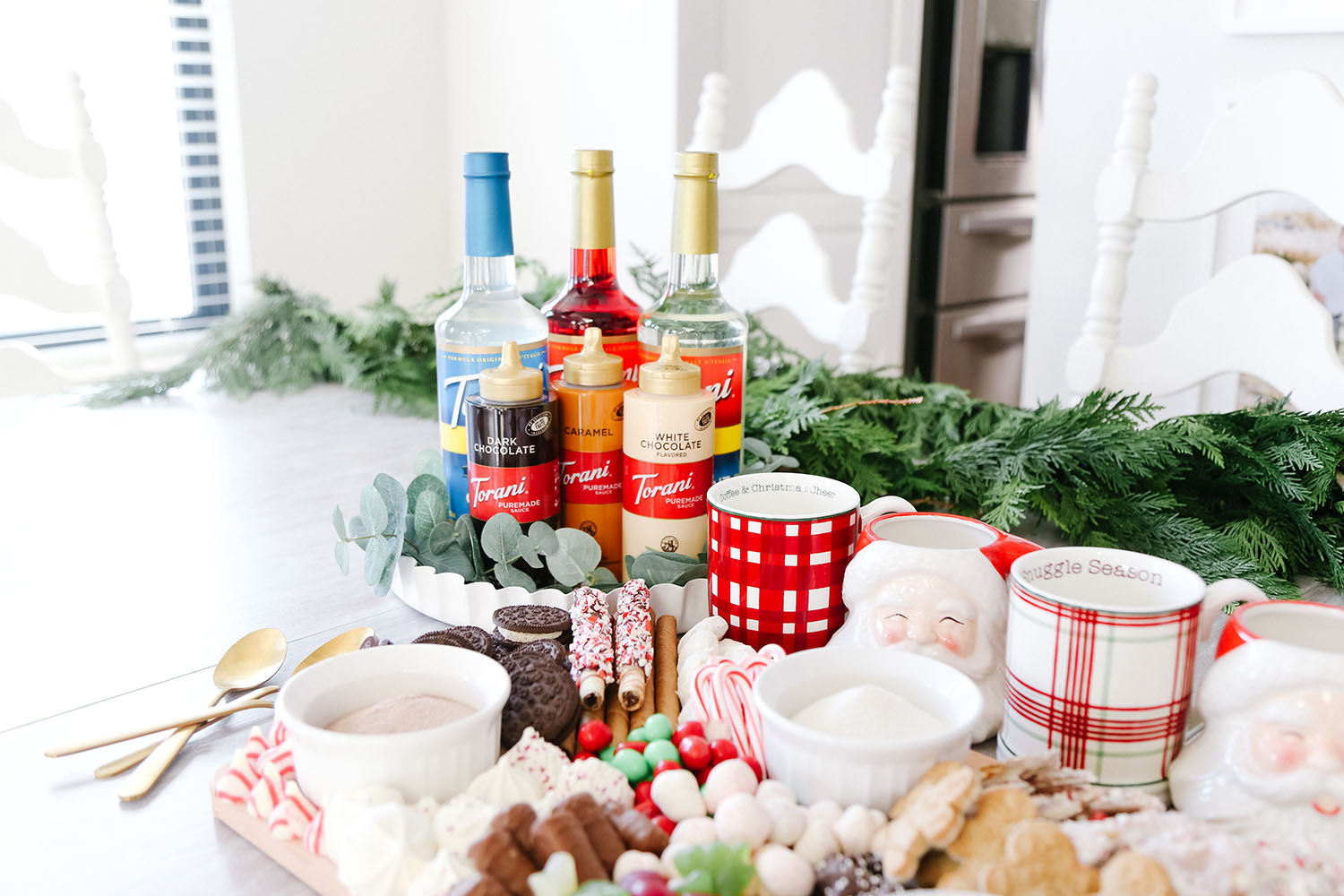 A Unique Gift Ideas for your friends featured by US lifestyle blogger, By Jen Rose: Torani Syrups.