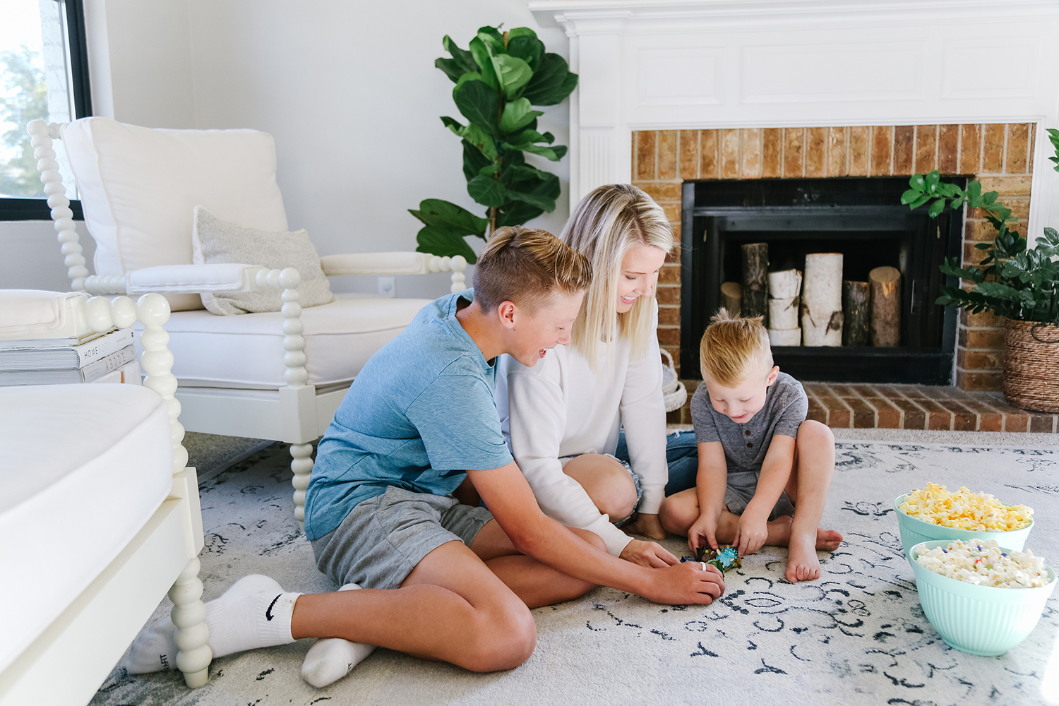 Family Fun Night at Home ideas featured by Utah lifestyle blogger, By Jen Rose